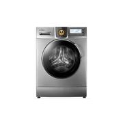美的 MG80-1411LDPCS 8公斤变频滚筒洗衣机(银色)
