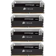 海盗船 统治者铂金 DDR4 2666 32GB(8Gx4条)台式机内存(CMD32GX4M4A2666C15)