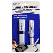 LENSPEN LT-3-W 手机镜头+平板电脑手机屏幕屏幕刷 浅灰碳粉