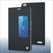 sunreed 华为荣耀X1 手机保护套 华为X1 平板电脑皮套 7寸保护壳 智能视窗 睿智黑