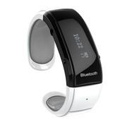 台硕 W100S 智能设备 时尚蓝牙手环 通话手镯 防丢失防辐射 安卓手机苹果三星通用 白色