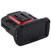 星凯越 XT600 行车记录仪170度广角 固定流动测速智能雷达探测电子预警仪多合一一体机 标配+8G卡