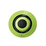 依波特 蓝牙音箱 UFO迷你插卡运动无线音响 便携多媒体笔记本播放器 USB车载低音炮 苹果绿