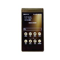 三星 W2015 16GB 电信版4G手机(双卡双待/金色)产品图片主图