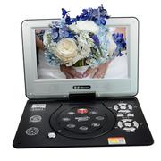 金正 移动DVD PK-6915 9.8英寸全格式便携式DVD影碟机 3D电视游戏高清屏 黑