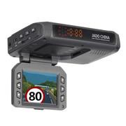 捷渡 行车记录仪S710 安全预警仪电子狗一体机 S710标配+8G卡
