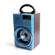 apphome 户外广场舞手提插卡音响MP3老人音乐播放器U盘收音机表演晨练展会活动音箱 标准版