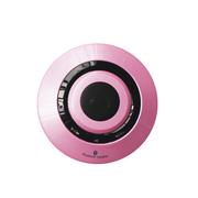 依波特 蓝牙音箱 UFO迷你插卡运动无线音响 便携多媒体笔记本播放器 USB车载低音炮 玫瑰红