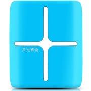 月光宝盒 X100 蓝色 双USB 10000毫安 移动电源充电宝