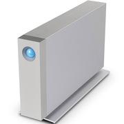 LaCie d2 Thunderbolt 2 雷电2代 3.5英寸 4TB 桌面硬盘(9000493AS)