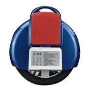 斯波兰 平衡车单轮 时尚体感车 电动独轮车 智能代步车便携 杰豹系列 X2蓝色