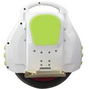 斯波兰 自平衡电动车 电动独轮车 平衡车思维车 智能代步单轮车独轮体感车 杰豹系列X8 X8素雅白