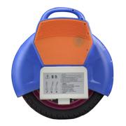 斯波兰 自平衡体感车 电动独轮车 平衡车思维车 智能代步单轮车独轮电动车 杰豹系列X5 X5水晶蓝