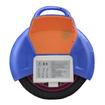 斯波兰 自平衡体感车 电动独轮车 平衡车思维车 智能代步单轮车独轮电动车 杰豹系列X5 X5水晶蓝产品图片主图
