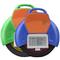 斯波兰 自平衡体感车 电动独轮车 平衡车思维车 智能代步单轮车独轮电动车 杰豹系列X5 X5水晶蓝产品图片4