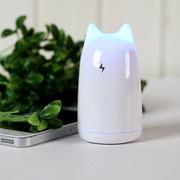 酷博 趣玩 SOLOVE小狐狸移动电源 5200毫安 手机充电宝 白色