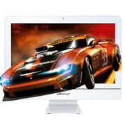 杰灵 21.5英寸一体电脑 (3D屏i3-4130 500G+32G固态) G1820 532G硬盘 白色