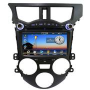 君路仕 4S店专供 一汽车系DVD导航 GPS嵌入式车载导航仪 固定测速预警 倒车影像一体机 一汽-夏利N7 DVD导航+红外线倒车摄像头