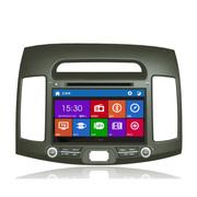 远行 现代瑞纳悦动朗动索纳塔IX35名图IX45专用GPS车载DVD导航仪一体机 现代09款悦动 导航包安装+倒车影像+记录仪