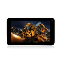 清华同方 N706 7寸平板电脑(4G/512MG/蓝牙)黑色产品图片主图