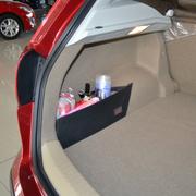 车翼 东风日产逍客改装专用后备箱挡板收纳储物置物整理 逍客左侧挡板一块