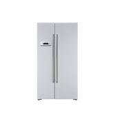 博世 KAN62S21TI 604升玻璃对开门冰箱(白色)