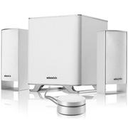 麦博 M500(14)  2.1声道多媒体有源音箱 音响 白色