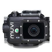 Veho MUVI K2 NPNG 运动相机 (1080P/60帧 1600万像素 140度广角 3小时摄录 三防设计 智能WiFi)