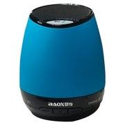 暴享 BX999 无线迷你蓝牙会议音箱低音炮 蓝色 可插卡接听电话连接电脑