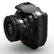 罗波特 行车记录仪 高清夜视广角 1080P 循环录影 停车监控 标配版无卡