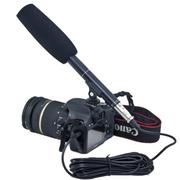 more-thing 采访话筒 摄像机 单反相机 DV录音 枪式麦克风