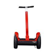 风彩 升级版城市智能体感平衡车 自平衡陀螺仪电动车车 锂电池代步思维车 红色