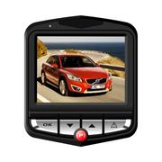 小霸王 行车记录仪168-16 2.7寸高清TFT显示屏170°超广角摄像录影六层玻璃 标配+8G卡