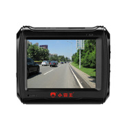 小霸王 行车记录仪168-11 2.4寸显示屏汽车车载记录仪120°超强广角夜视王 标配+16G卡