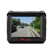 小霸王 行车记录仪168-11 2.4寸显示屏汽车车载记录仪120°超强广角夜视王 标配+8G卡
