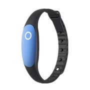 YEMEKE 智能手环 bong2 智能手环睡眠监测运动防水计步器 蓝牙可穿戴设备 海洋蓝
