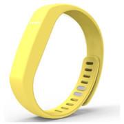 YEMEKE 智能手环 可穿戴设备 APP运动计步器 睡眠健康管理运动手环 柠檬黄