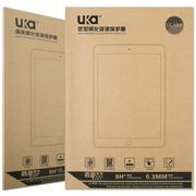 UKA 透甲系列 0.3mm超薄防爆钢化玻璃平板保护贴膜 适用于华为荣耀X1