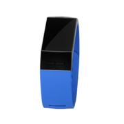 apphome E5智能手表手机腕带QQ/微信/短信推送智能手环运动计步器健康睡眠监测 宝石蓝