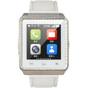 美创 三星note4智能手环安卓超薄S5蓝牙手表手机遥控拍照可穿戴式设备 白色