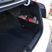 车翼 现代朗动悦动瑞纳伊兰特索纳塔8领翔ix35途胜名图改装专用后备箱储物箱挡板整理置物 途胜挡板一对