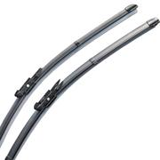澳野 奔驰B200雨刷SLK/R/ML/GL级无骨雨刷精灵smart唯雅诺雨刮器 GL550(精品)