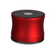 蒙奇奇 A109蓝牙音箱 蓝牙无线音箱 低音炮音响 迷你便携音响 红 色