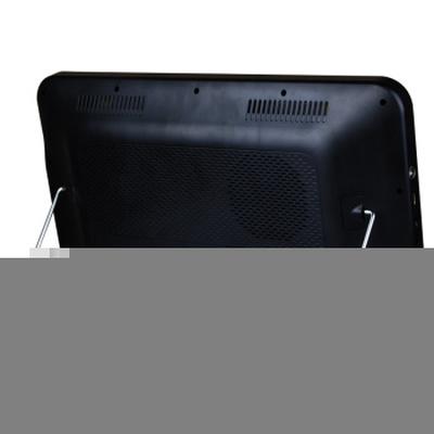 先科 SAST/ 21寸看戏机唱戏机移动DVD高清视频播放器 电视 移动EVD光盘播放机 红色 标配+8G卡(带下载目录)产品图片4