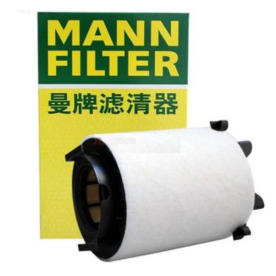 曼牌 空滤 空气格 空气滤芯 空气滤清器  大众系列 途观 1.4T产品图片1