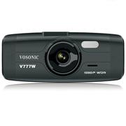 录不平 Vosonic 群华V777W行车记录仪1080P全高清夜视广角 标配不含卡