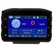 任我游 URX60-plus行车记录仪云电子狗GPS一体机 6合1高清记录仪