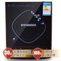 韩国现代 韩国BD-C12 电磁灶赠汤锅+炒锅火锅炉产品图片主图