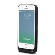 现代演绎 D5C 2200毫安 苹果iPhone5 5S 5C专用充电宝 手机壳 背夹电池 黑色