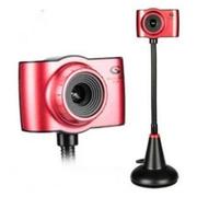 谷客 8310(H18 )相机款 带麦克风 免驱高清摄像头台式电脑